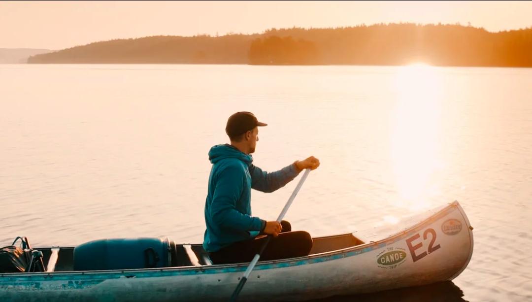The Canoe Trip